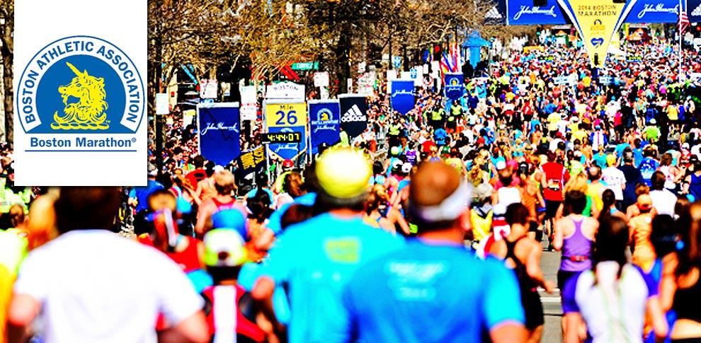 Maratona di Boston 2015