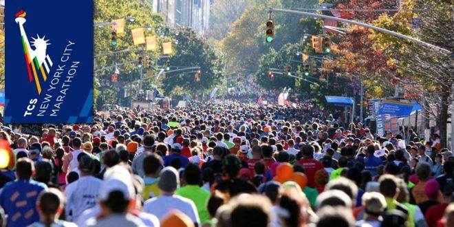 Maratona di New York 2014
