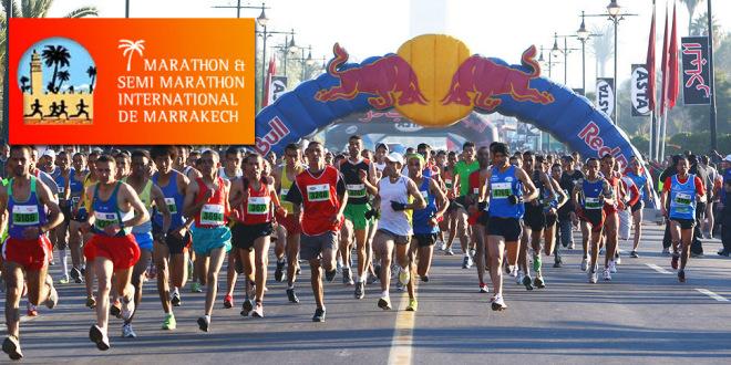 Marathon de Marrakech 2015