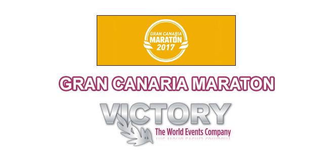 Gran Canaria Maraton 2017 Victory