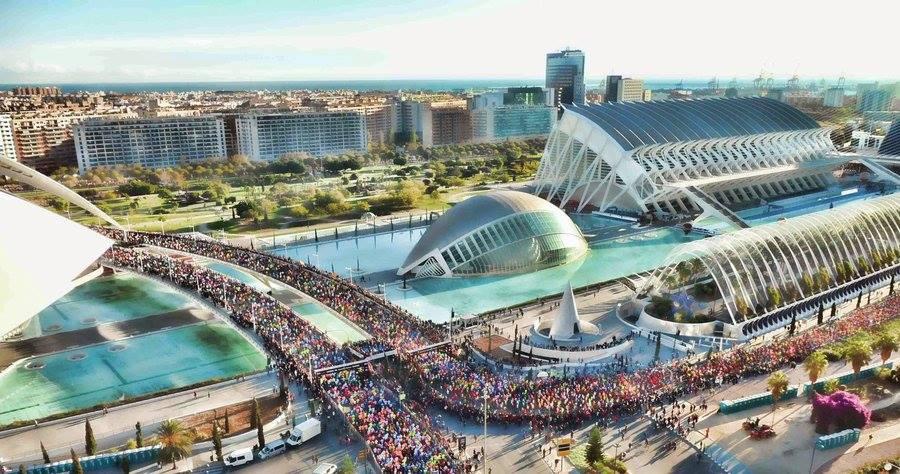Valencia Maratona